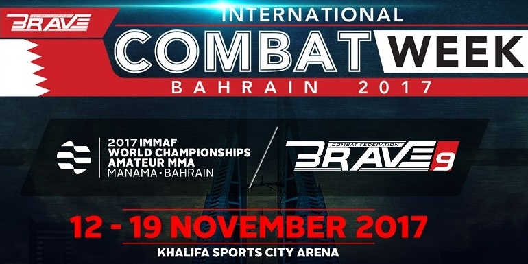 Brave Combat Federation Tickets