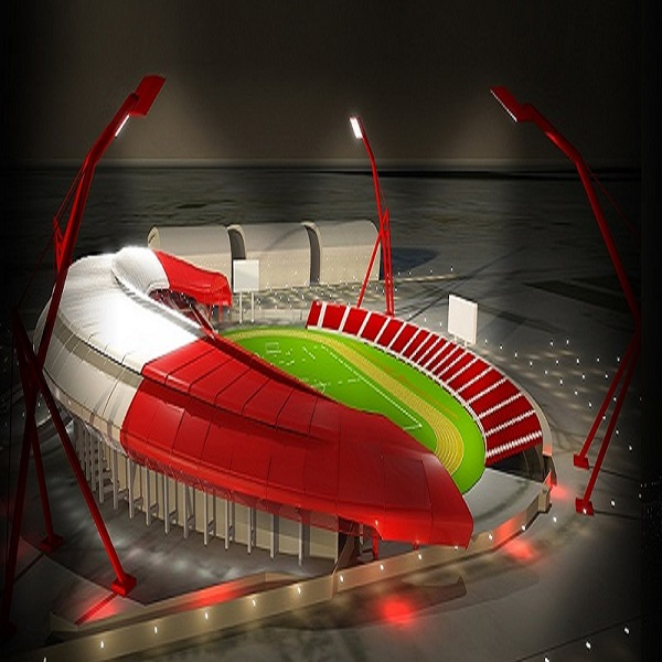 Bahrain National Stadium seating plan